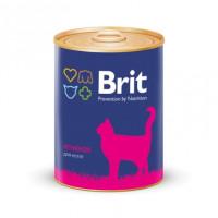 Brit Premium Консервы для котят Ягненок 340г