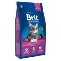Brit Premium Корм для кошек с избыточным весом с курицей в соусе из куриной печени 1,5кг