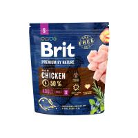 Brit Premium by Nature Junior S для молодых собак мелких пород 1кг