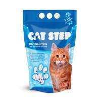 Cat Step Arctic Blue Наполнитель впитывающий силикагелевый 7,6л