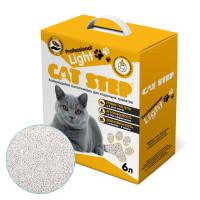 Cat Step Professional Light Наполнитель комкующийся 6л