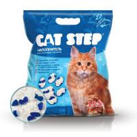 Cat Step Наполнитель силикагель 15,2л