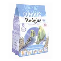 Кунипик Budgies корм для волнистых попугаев 650г