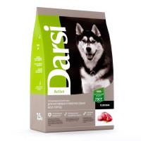 Дарси сухой корм для собак всех пород, Active Телятина 10кг