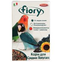 Fiory Корм для средних попугаев Parrocchetti Africa 800г