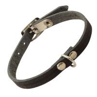 Gamma Ошейник-мини кожаный с кольцом, 10мм*250мм