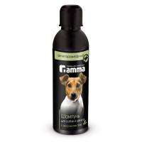 Gamma Шампунь для собак и щенков антипаразитарный с экстрактом трав, 250мл