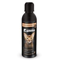 Gamma Шампунь для кошек и котят антипаразитарный с экстрактом трав, 250мл