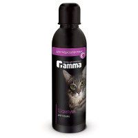 Шампунь для гладкошерстных кошек 250мл., Gamma