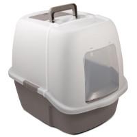 Triol Туалет для кошек закрытый (совок и сетка в комплекте), 513*388*433мм