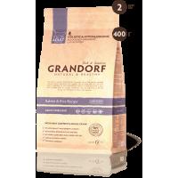 Grandorf Кролик с рисом для стерилизованных кошек 400г