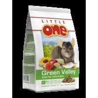 Little One Корм из разнотравья для шиншил Зеленая Долина 750г