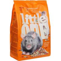 Little One Полнорационный корм для крыс 900г