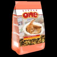 Little One Полнорационный корм для молодых кроликов 400г