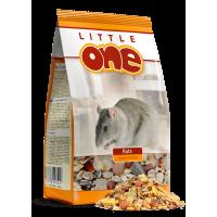Little One Полнорационный корм для крыс 400г