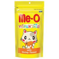 Ме-О лакомство для кошек Креветки (зубочистики) 50г