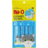 Ме-О лакомство-крем для кошек Курица и печень 60г