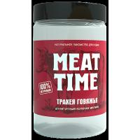 MEAT TIME Лакомство для собак Трахея говяжья аппетитные Колечки мелкие 90г