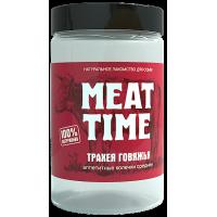 MEAT TIME Лакомство для собак Трахея говяжья аппетитные Колечки средние 90г