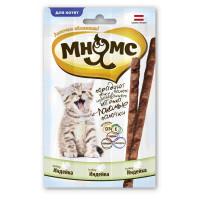 Лакомства Мнямс палочки для котят с индейкой 3*3г
