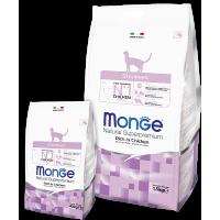 Monge Cat Sterilised Корм для стерилизованных кошек 1,5кг