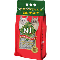 N1 Compact Наполнитель комкующийся 5л