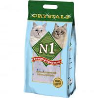 N1 Crystals Наполнитель силикагелевый 5л