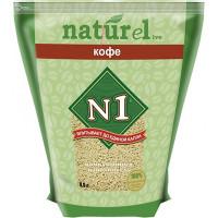 N1 Naturel Наполнитель Кофе комкующийся 4,5л