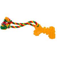 Ключ Doglike с канатом и этикеткой