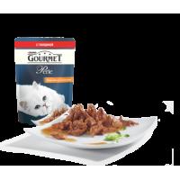 Purina Gourmet Perle Влажный корм для кошек Говядина 85г
