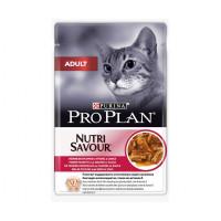 Purina Pro Plan Adult Влажный корм для взрослых кошек Утка 85г