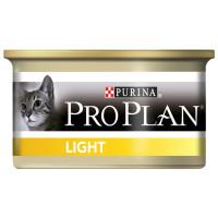 Purina Pro Plan Консервы для кошек с избыточным весом Индейка 85г