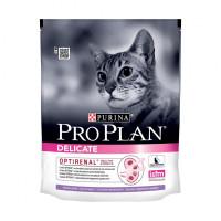 Purina Pro Plan Delicate Корм для кошек с чувствительным пищеварением Индейка 400г
