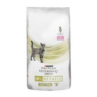 Purina Pro Plan Veterinary Diets HP для кошек при нарушении функций печени 1,5кг