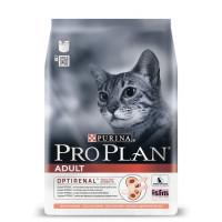 Purina Pro Plan Adult Корм для взрослых кошек Лосось 1,5кг