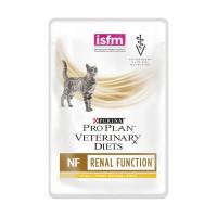 Purina Pro Plan Veterinary Diets NF Паучи для кошек с болезнями почек курица 85г