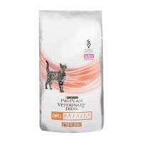 Purina Pro Plan Veterinary Diets OM для кошек с ожирением, 1,5 кг