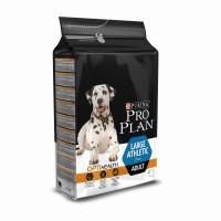 Purina Pro Plan для взрослых собак крупных пород с атлетическим телосложением Курица, рис 3кг