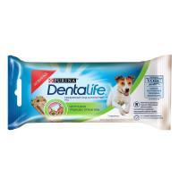 Purina DentaLife Лакомство для взрослых собак Мелких пород 16,4г