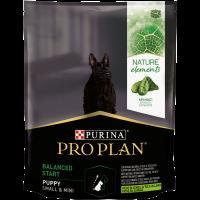 Purina Pro Plan Nature Elements для щенков мелких пород, с высоким содержанием ягненка 700г