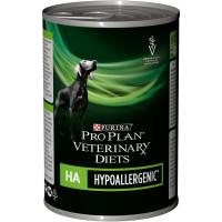 Purina Pro Plan Veterinary Diets HA Консервы для собак и щенков при аллергии 400г