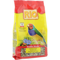 Рио Корм для экзотических птиц 500г