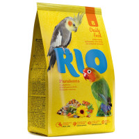 Рио корм для средних попугаев 1кг
