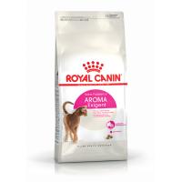Роял Канин Арома Экзиджент Корм для кошек, привередливых к аромату продукта 2кг