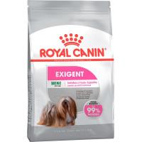 Роял Канин Мини Экзиджент Корм для собак мелких пород, привередливых в питании 1кг