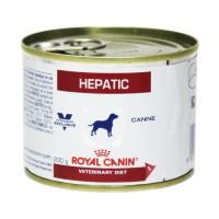 Роял Канин Гепатик влажный корм для собак при заболеваниях печени, банка 200г