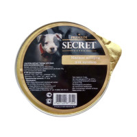 Секрет Премиум консервы для щенков Мясное ассорти 125г