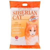 Сибирская кошка Наполнитель комкующийся Оптима 20л