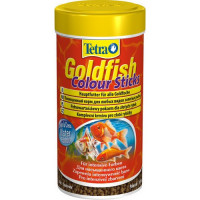 Tetra Goldfish Color Sticks 250мл