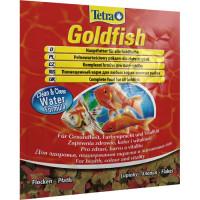 Tetra Goldfish Корм для золотых рыбок хлопья 12г